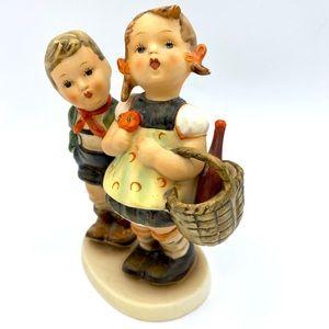Vintage Hummel Figurine - To Market